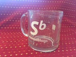 ScienceBlogs Tasse