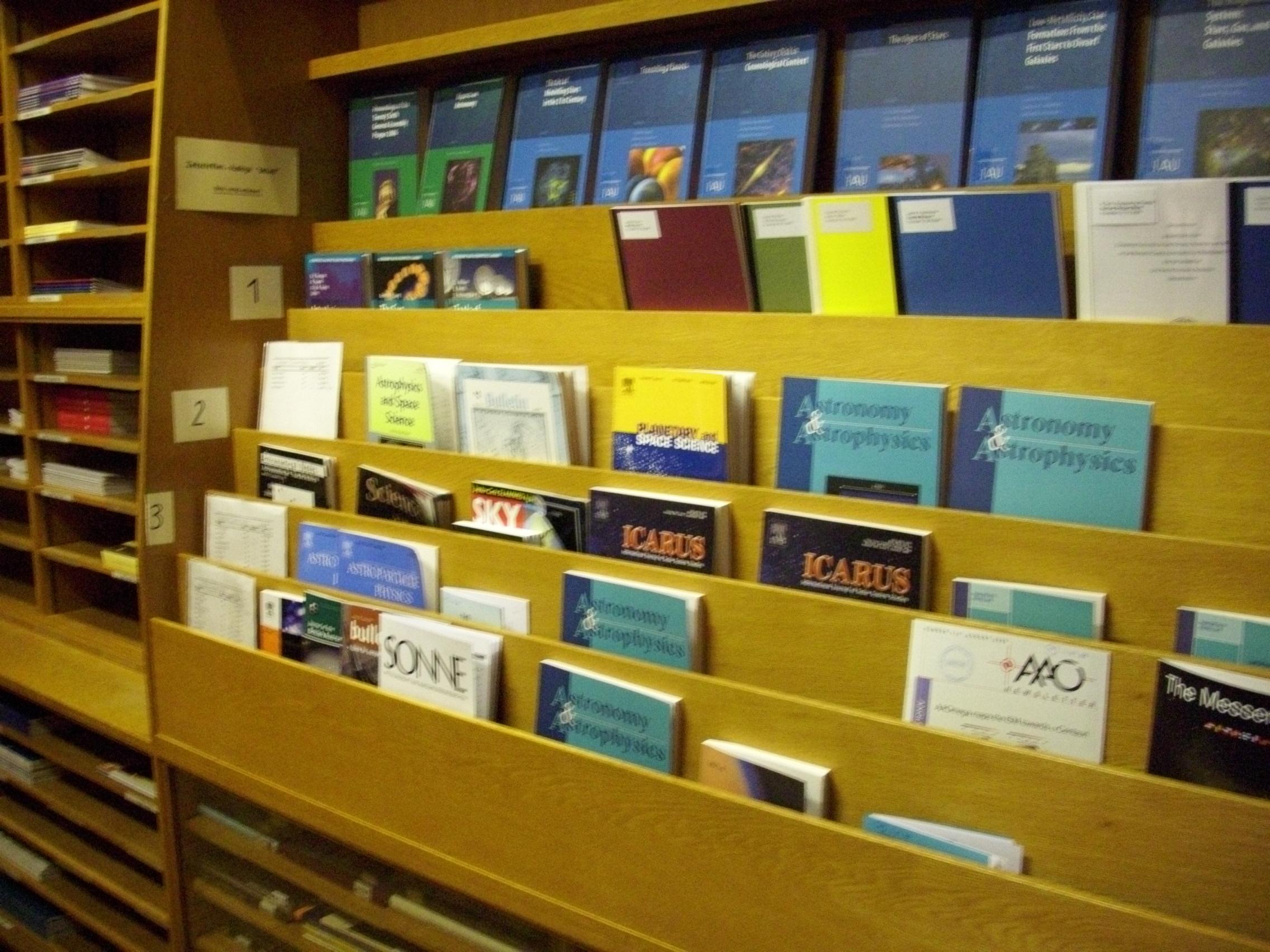 Schafft die wissenschaftlichen Fachzeitschriften ab! [Astrodicticum Simplex]