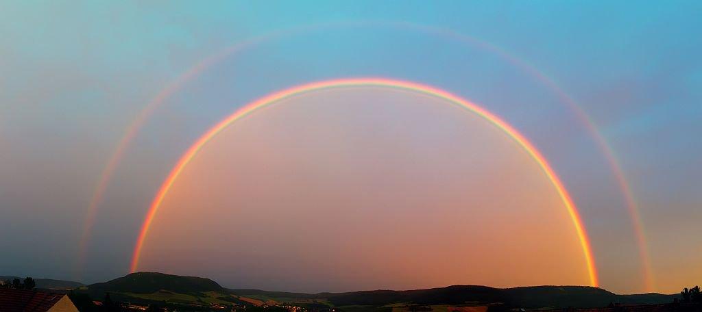 Alle Farben des Regenbogens. Wirklich alle? (Bild: Sebastian Grabert)