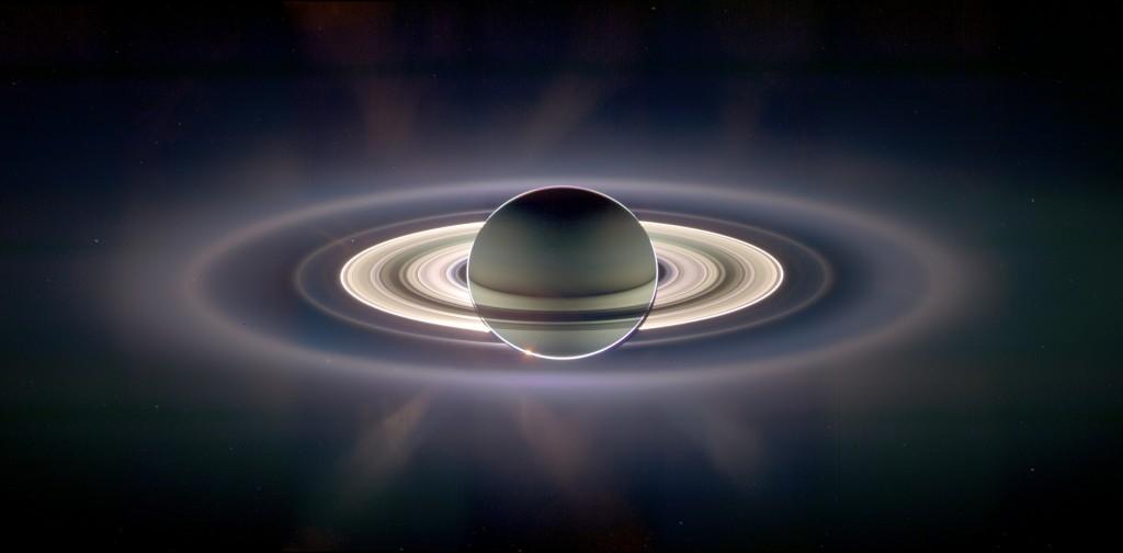 Dank Cassini wissen wir so viel mehr über den Saturn (Bild: NASA/JPL/SSI)