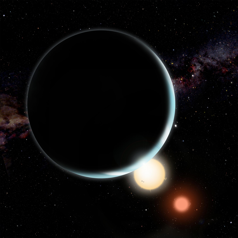 erdähnlicher planet entdeckt