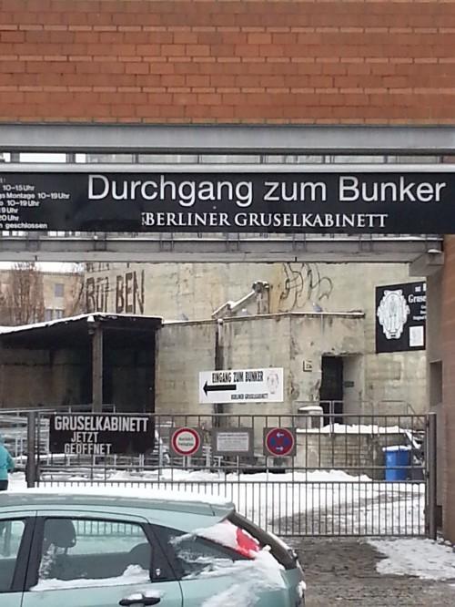 Gruselbunker