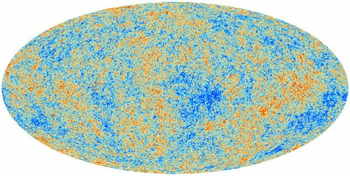 Bild: ESA and the Planck Collaboration)
