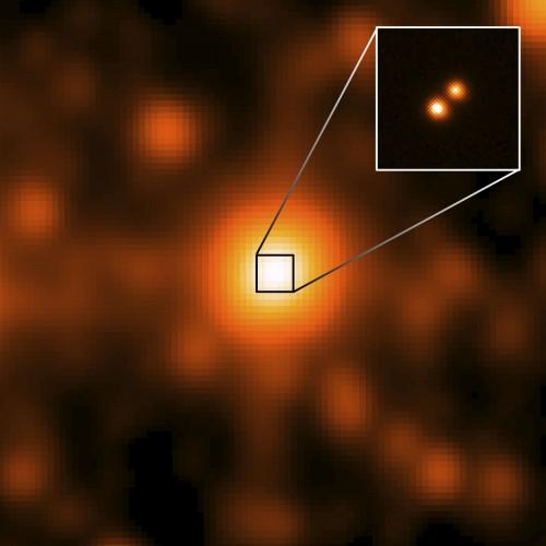 Der doppelte braune Zwerg Luhman 16 Bild: NASA/JPL/Gemini Observatory/AURA/NSF