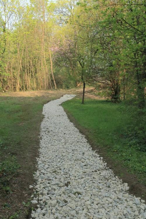 Früher Urwald, jetzt saubere Wege (Bild: Franz Kerschbaum)