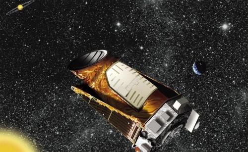 Das Kepler-Teleskop (Bild: NASA/Ames/JPL-Caltech)