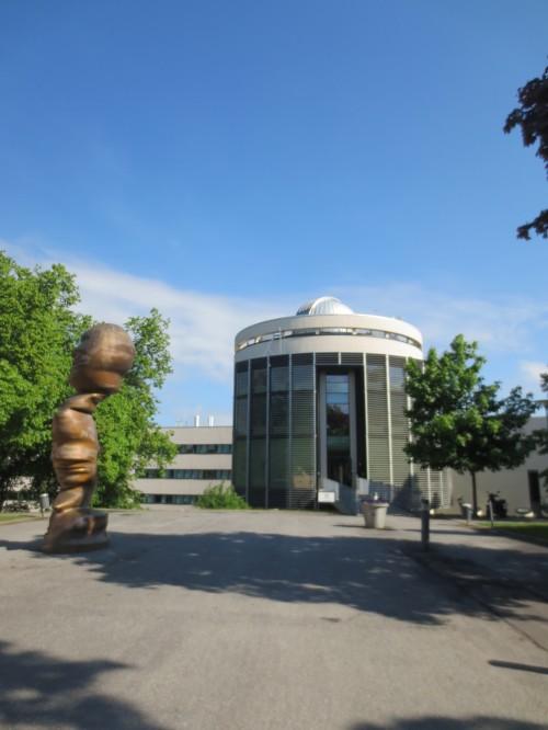 Alba-Nova-Campus in Stockholm
