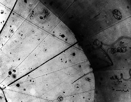Das erste Neutrino wurde in einer Blasenkammer entdeckt (Bild: Argonne National Laboratory)