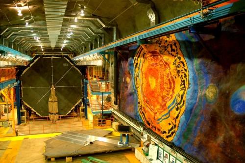 Das unterirdische CDMS-Labor (Bild: Ben Edwards CC-BY-NS-SA 2.0)