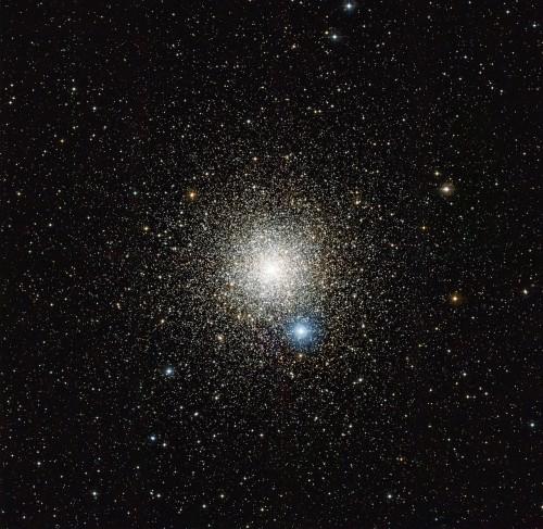 Der Kugelsternhaufen NGC  6752 Bild: ESO