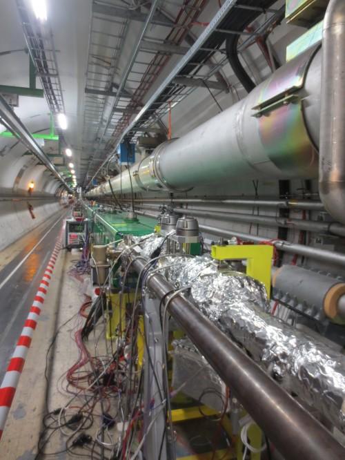 Der LHC ist eine komplexe und faszinierende Maschine!