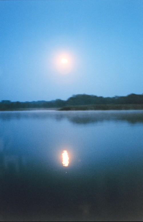 Auch das Mondlicht könnte instabil sein...