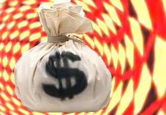 Säcke voll Geld könnt ihr nicht gewinnen. Aber vielleicht einen anderen schönen Preis!