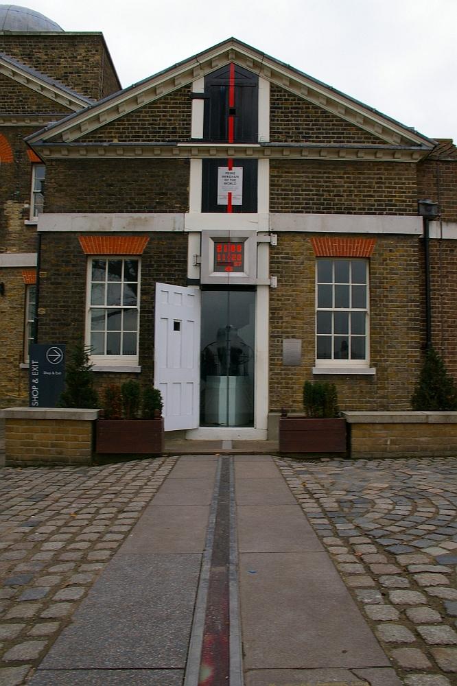 Der Nullmeridian in Greenwich.  (Bild: Takasunrise0921, CC-BY-SA 3.0)