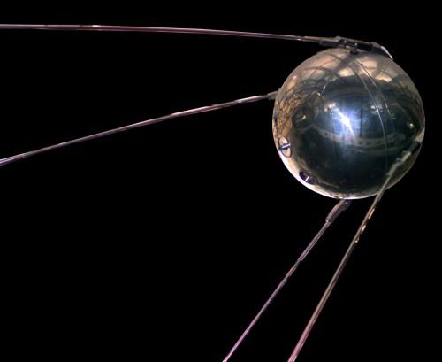 Sputnik: Der erste Satellit!
