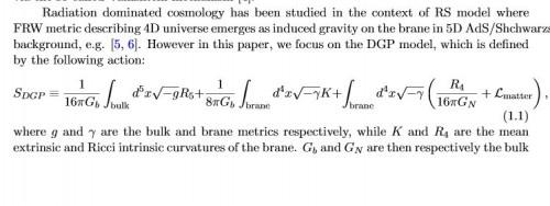 Jede Menge komplizierte Mathematik - aber kaum echte Astronomie und Physik (Ausschnitt aus Pourhasan et al, 2013)