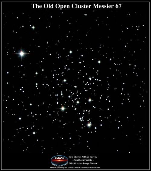 Ein Haufen Sterne...