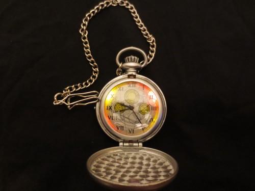 Keine Ahnung wie die Zeitqualität dieser Uhr ist. Aber die Uhr ist cool!