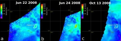Vulkanausbruch auf der Venus (Shalygin et al, 2014)