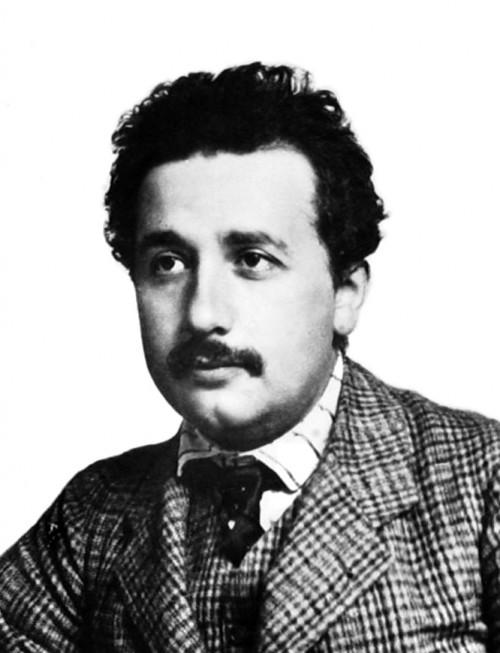 Albert Einstein: Hat viel wichtiges gesagt. Aber nix über Bienen! (Bild: Public Domain)