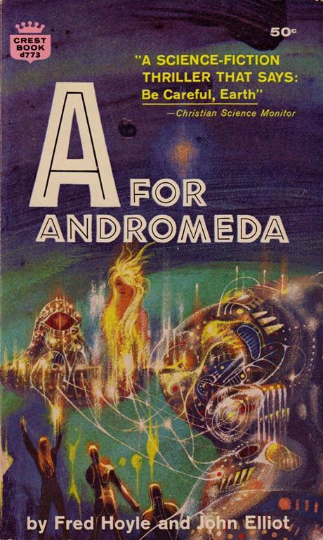 Fred Hoyle war übrigens auch ein bekannter Science-Fiction-Autor...