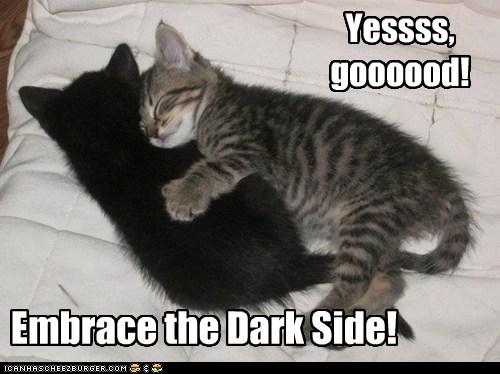 Nur ein dunkles Universum ist ein gutes Universum!