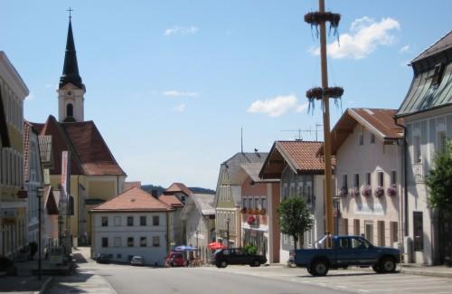 Untergriesbach Wetter