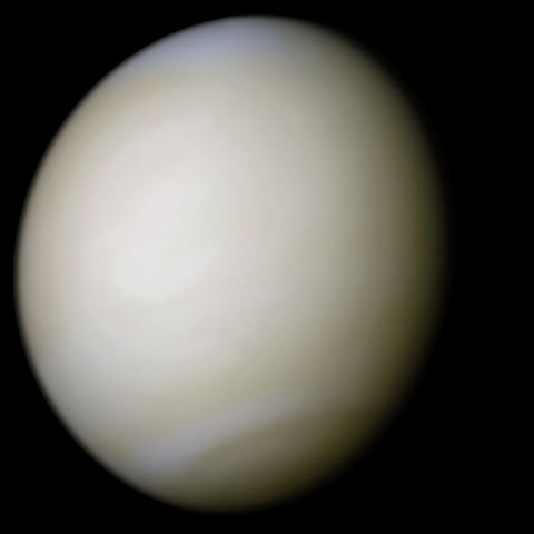 Venus  (Bild: NASA, public domain)