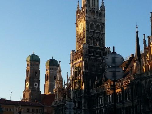 ... oder im Süden: In Deutschland gibt es überall etwas zu entdecken!