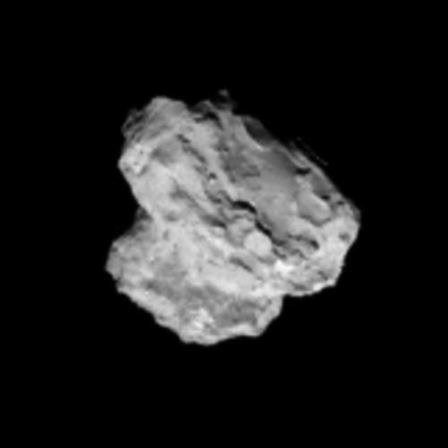 Bild: ESA/Rosetta/NAVCAM