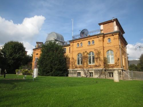 Die Universitätssternwarte von Jena