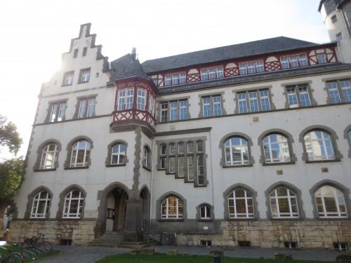 Volkshaus und Ernst-Abbe-Bücherei