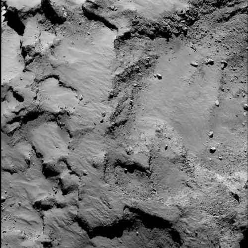Bild: ESA/Rosetta/MPS for OSIRIS Team MPS/UPD/LAM/IAA/SSO/INTA/UPM/DASP/IDA)