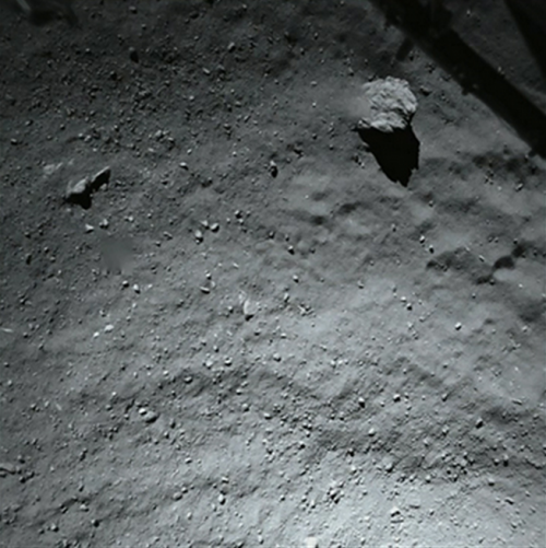 Bild: ESA/Rosetta/Philae/ROLIS/DLR
