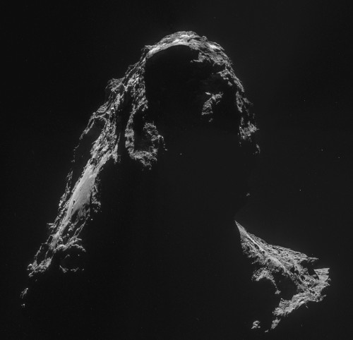Bild: ESA/Rosetta/NAVCAM, CC-BY-SA IGO 3.0