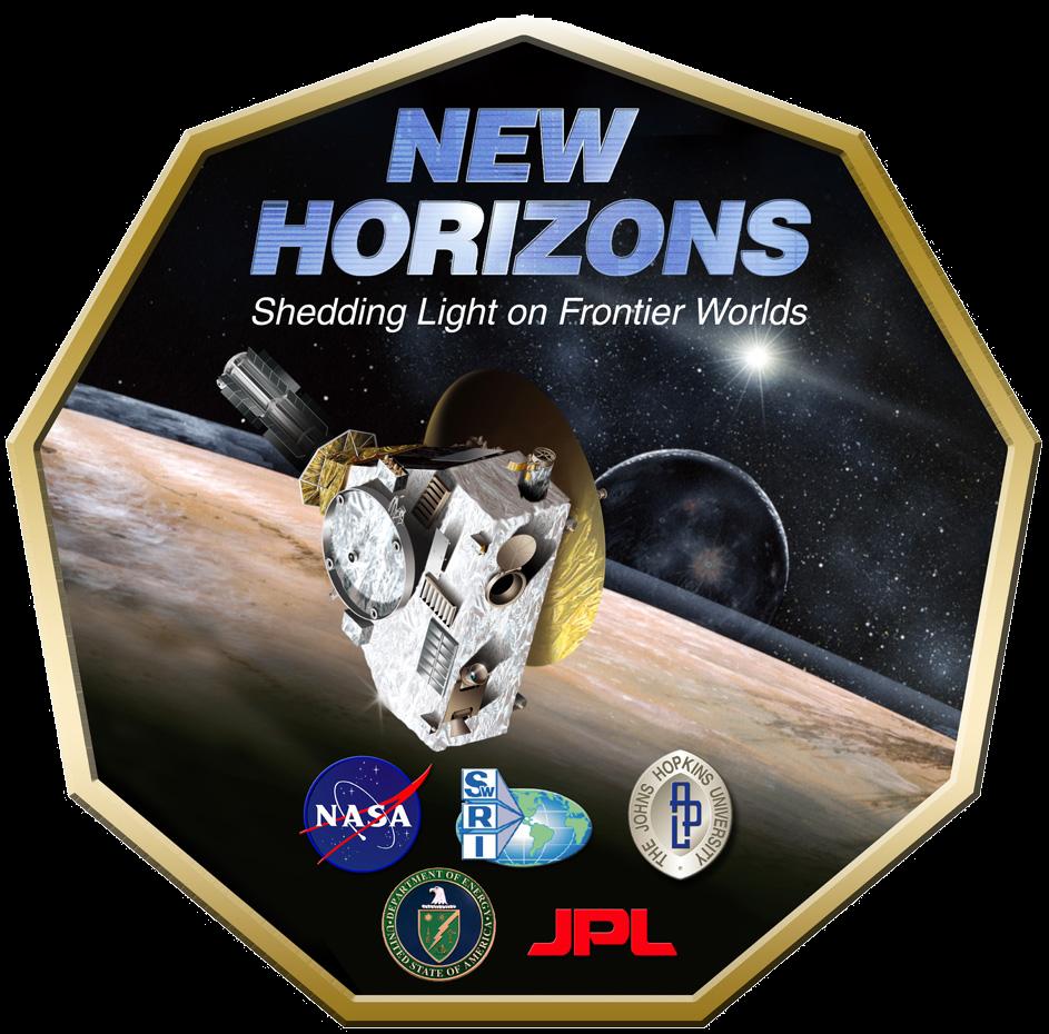 nasa new horizons logo-#main