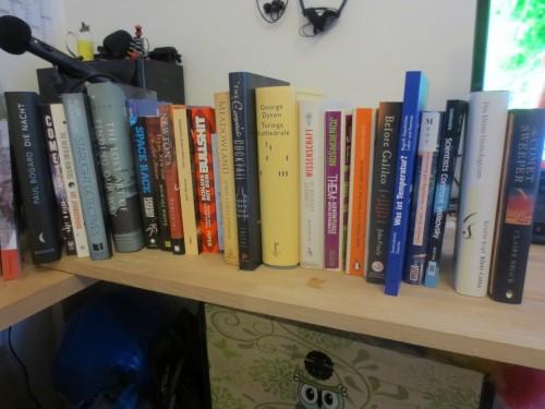 Viele, viele Bücher...
