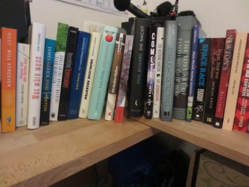 Noch mehr Bücher!