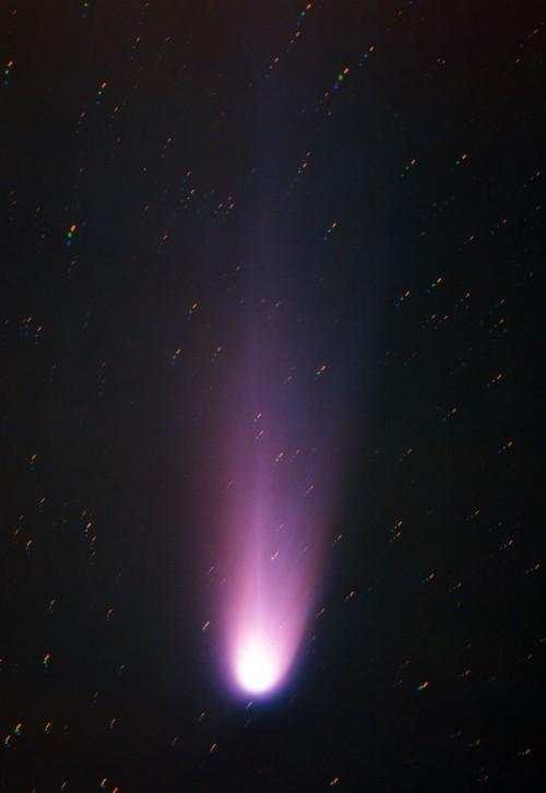 Hilft der Halleysche Komet bei der Lösung des Rätsels der dunklen Materie? (Bild: ESO)