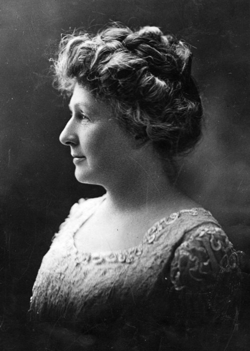 Annie Jump Cannon im Jahr 1922 (Bild: Public Domain)