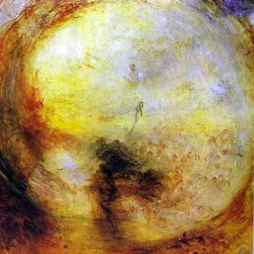 William Turner - The Morning after the Deluge (Bild: public domain)