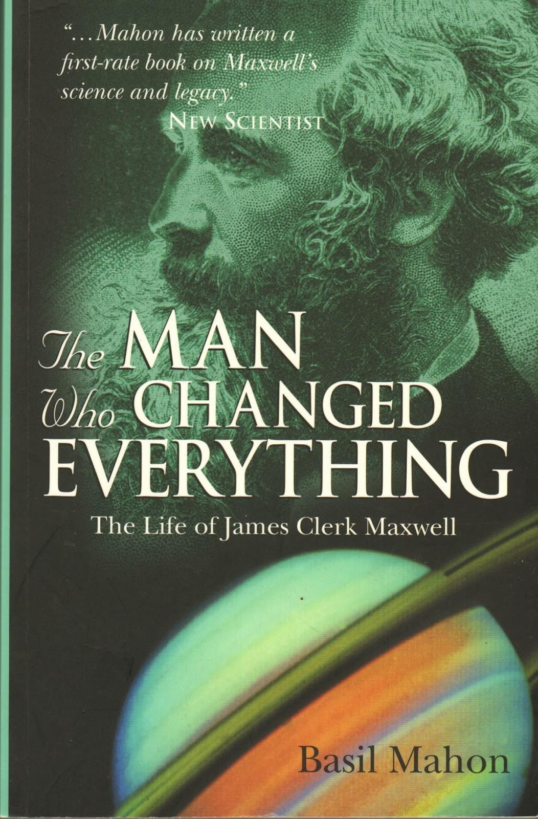 james clerk maxwell biographie
