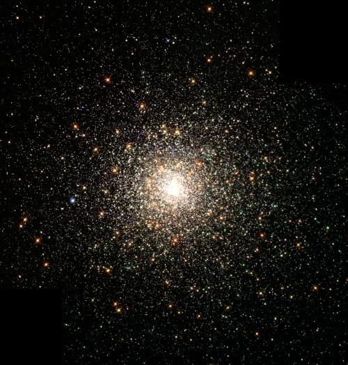 Der Kugelsternhaufen M80 gehört zu unserer Milchstraße (Bild: NASA, The Hubble Heritage Team, STScI, AURA )