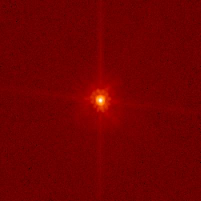 Der Zwergplanet Makemake (Bild: NASA)