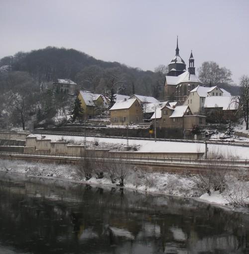 Rothenstein im Winter (Bild: PaulTTS, gemeinfrei)