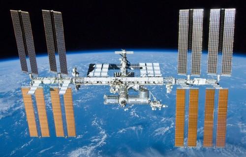 Die Raumstation im Jahr 2010 (Bild: NASA)