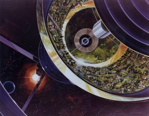 Von Stern zu Stern dauert es ein bisschen - besser man nimmt ein wenig Geografie mit! (Bild: NASA)