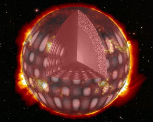 Die Pulsationen der Sterne verraten uns wie es in ihrem Inneren aussieht (Bild: NASA, public domain)