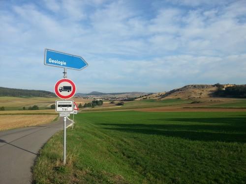Geologie im Nördlinger Ries