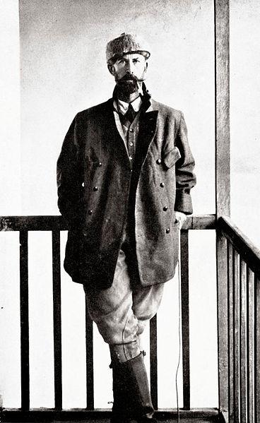 Percy Fawcett Bild: Public Domain